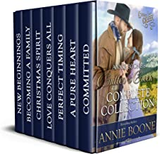 Annie Boone's Cutter's Creek: Complete Collection