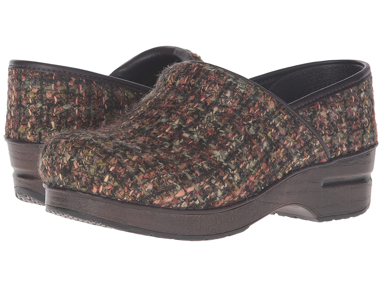 Dansko Fabric ProCheap and distinctive eye-catching shoes