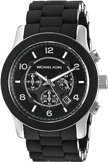Michael Kors Men's Runway Black Watch MK8107