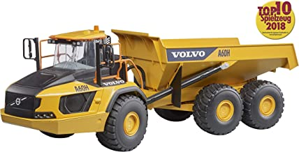 bruder 02455 Volvo A60H Articulated Hauler Vehicles - Toys