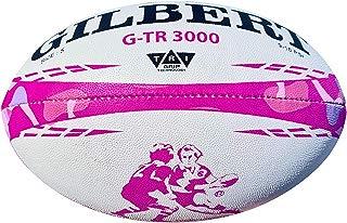 Gilbert G-TR3000 Pink Camo Rugby Training Ball