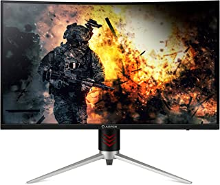 Acer AOPEN 27HC2R 27 Inch 1500R Curved Full HD Monitor I165Hz I HDR 400 I AMD FREESYNC I Stereo Speakers I Height Adjustme...