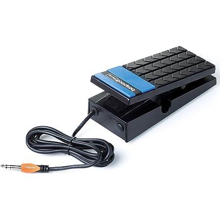 Bespeco VM16L - Pedal para teclado electrónico, color negro ...