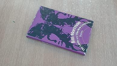 Best original published poetry of jim morrison Reviews