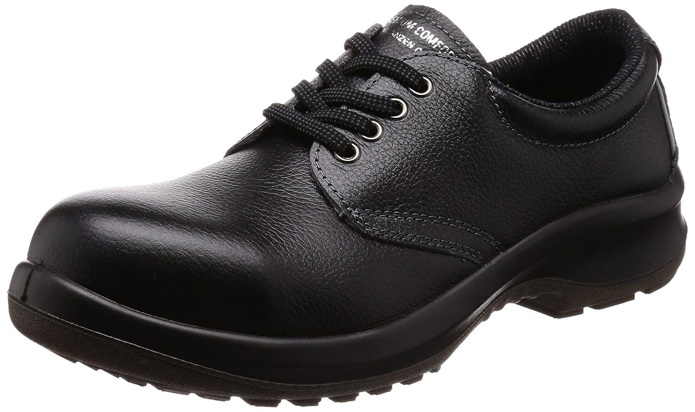立派なシプリーありがたい安全靴 JIS規格 短靴 幅広タイプ プレミアムコンフォート PRM210 4E メンズ