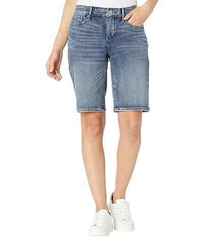 NYDJ Briella Denim Shorts in Monet Blue (Monet Blue) Women