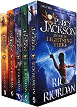 Percy Jackson X 5 Book Set Series Collection 5 Book Set