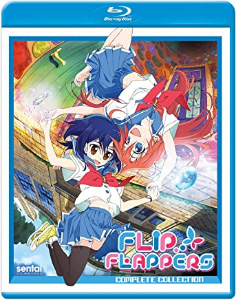 Flip Flappers/ [Blu-ray] [Import]