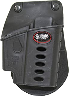 Fobus KT2GCT Standard Holster for Ruger LCP II, Right Hand Paddle