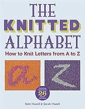 alphabet knitting chart