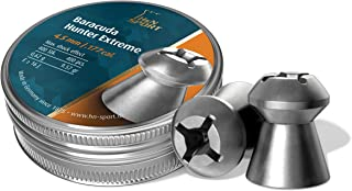 H&N Baracuda Hunter Extreme Hollowpoint Airgun Pellets, Deadly Accuracy for Hunting,..