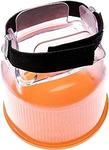 vhbw Universal Flash Diffuser Softbox for Camera Flash Light for Canon...