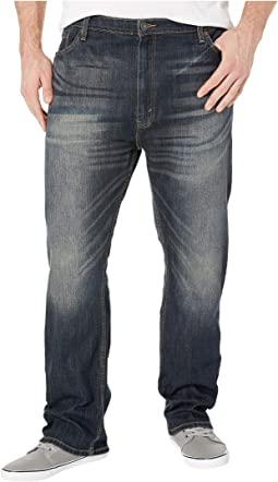 Big & Tall Slim Straight Fit Jeans