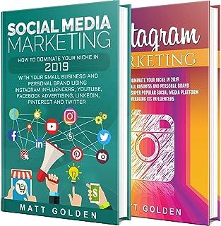 Social Media Marketing: Unlock the Secrets of YouTube, Facebook Advertising, LinkedIn, Pinterest, Twitter and Instagram