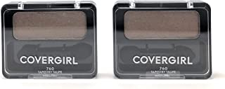 CoverGirl Eye Enhancers 1 Kit Eye Shadow, Tapestry Taupe [760] 0.09 oz (Pack of 2)