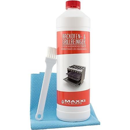 Winwin Clean Systemische Reinigung Backofenreiniger 1000ml Mit Spezial Pinsel Auch Geeignet Für Prowin Backofenreiniger Küche Haushalt