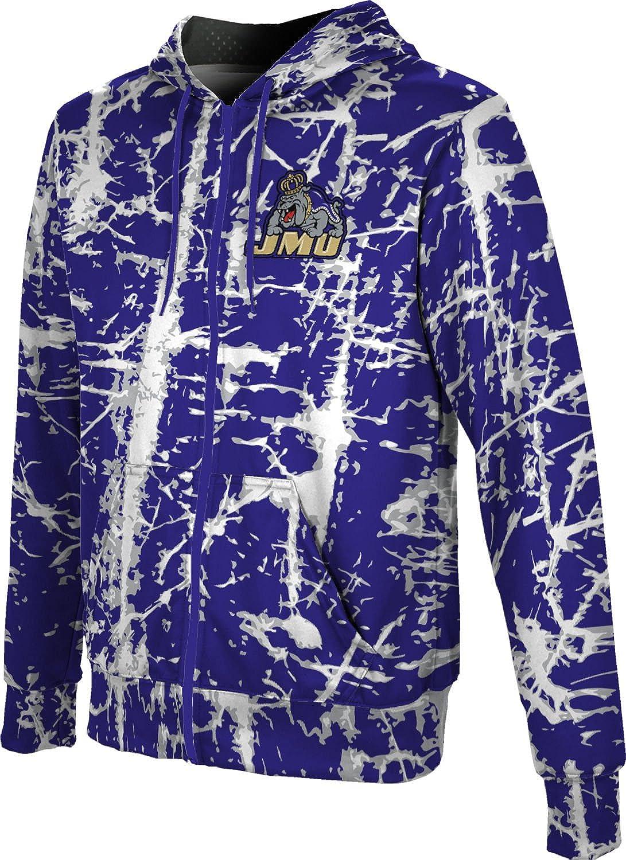 New item James Madison University Foundation Zipper Boys' School Hoodie Alternative dealer