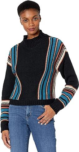 Pullover Drop Shoulder Sweater 46-7685