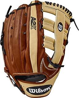 Wilson A2K Fielding Glove (12.75