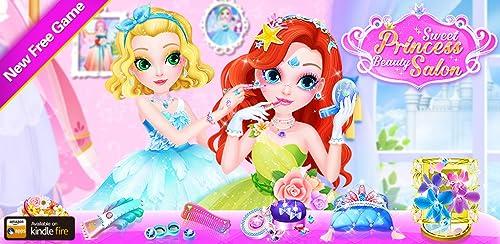 『Sweet Princess Beauty Salon』のトップ画像