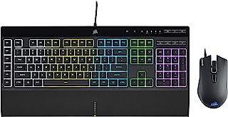 Corsair K55 RGB PRO + Harpoon RGB PRO Gaming Bundle