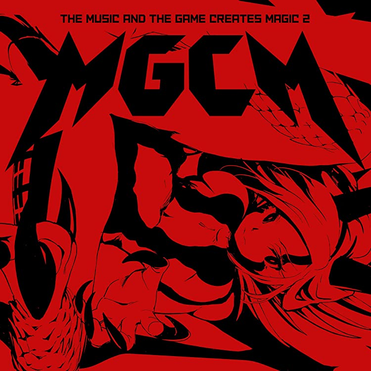 GANG PARADE「THE MUSIC AND THE GAME CREATES MAGIC 2」