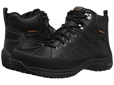 Dunham Lawrence Waterproof (Black) Men