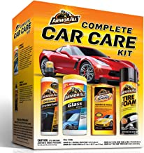 کیت مراقبت کامل اتومبیل (1 تعداد) (شامل 4 مورد)
