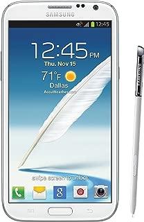 Samsung Galaxy Note II N7100 16GB White-Unlocked International Phone