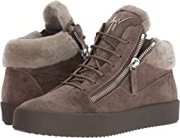 May London Shearling Sneaker