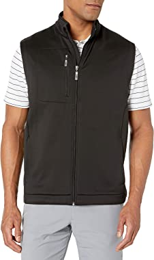 Callaway Men's Golf Full Zip Sleeveless Fleece Vest