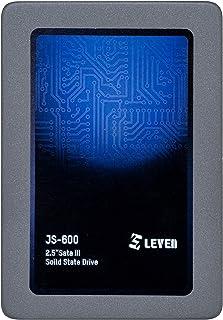 LEVEN 内蔵SSD 2.5インチ 3D TLC NAND /SATA3 6Gbps SSD 3年保証 JS600SSD512GB (512GB)