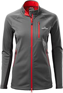 Kathmandu XT Pinnacle WindFORCE Womens Windproof Outdoor Hiking Fleece Jacket Women's