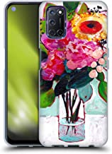 Head Case Designs Officially Licensed Mai Autumn Julys Floral Bouquet Soft Gel Case Compatible with Oppo A72