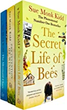 Sue Monk Kidd 3 Books Collection Set (The Secret Life of Bees, The Invention of Wings & The Mermaid Chair)