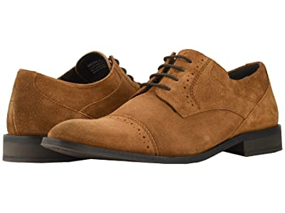 Stacy Adams Shuler (Tan Suede) Men