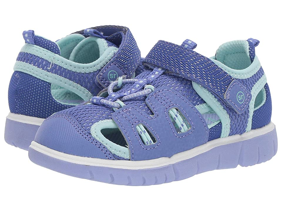 Stride Rite River (Toddler/Little Kid) (Purple) Girl
