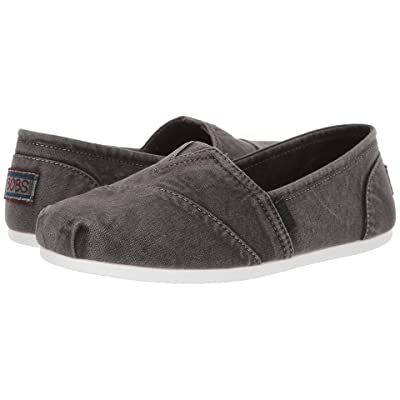BOBS from SKECHERS Bobs Plush Wild Thunder (Charcaol) Women