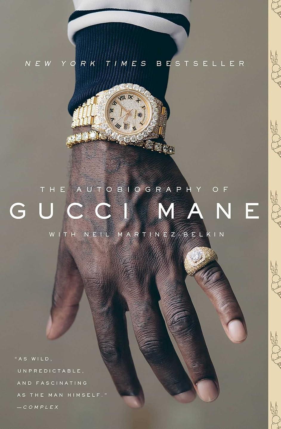 失態冷淡なドラムThe Autobiography of Gucci Mane (English Edition)