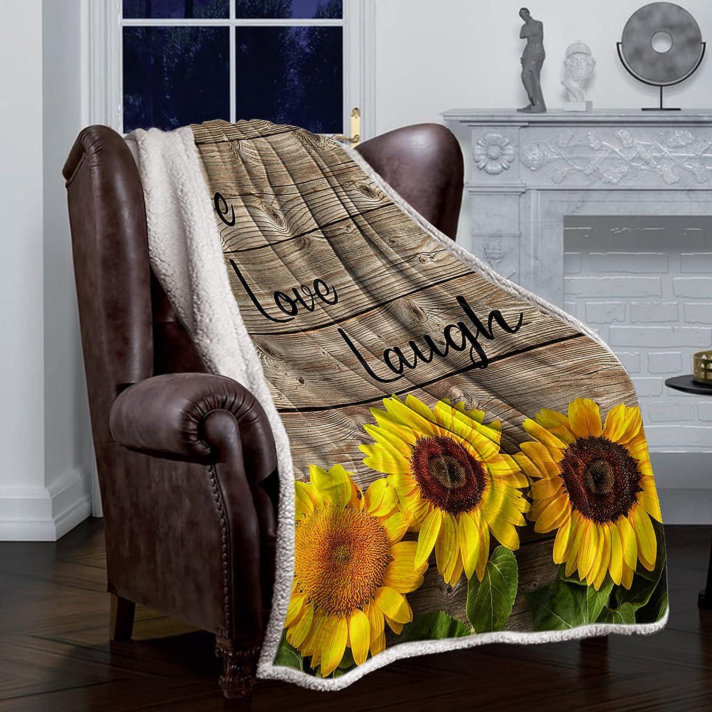 ArneCase Sherpa Fleece Blanket Department store Super Liv Soft Bed Plush Max 75% OFF Blankets