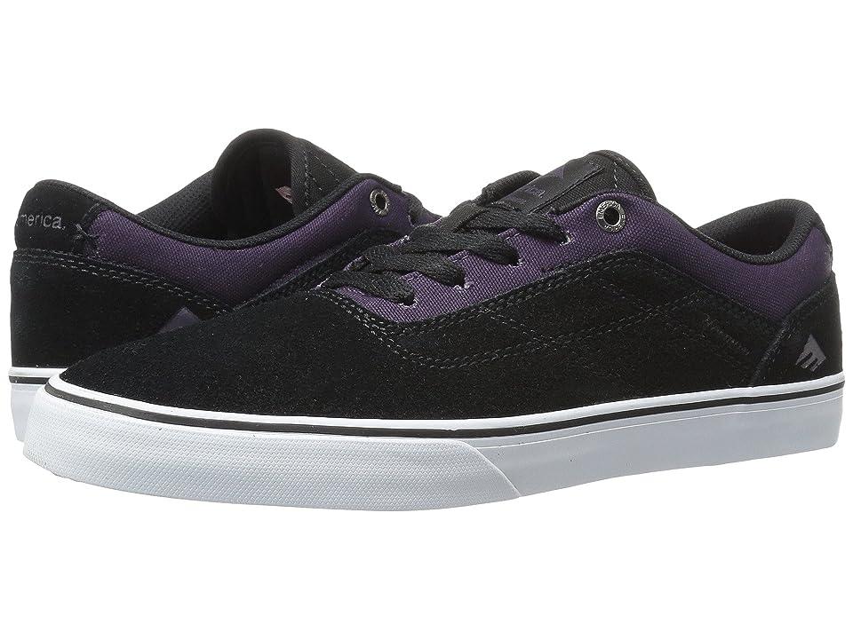 Emerica The Herman G6 Vulc (Black/Purple) Men