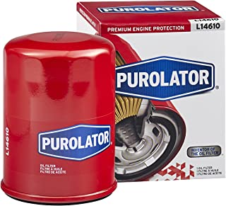 Purolator L14610 Red Single Premium Engine Protection Spin On Oil Filter