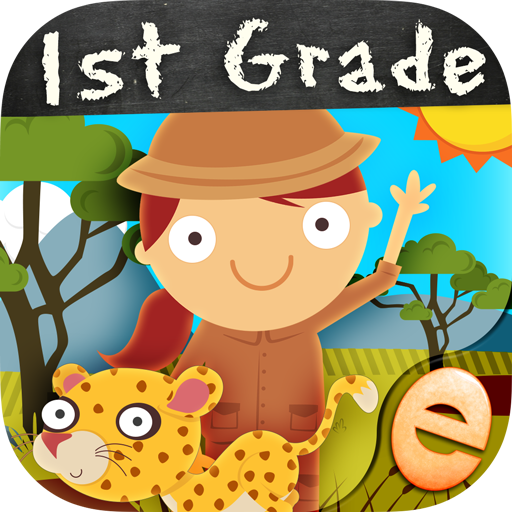 Animal Math First Grade Math Games for First Grade and Early Learners Free...