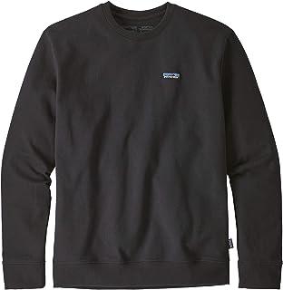 パタゴニア M's P-6 Label Uprisal Crew Sweatshirt メンズ P-6 ラベル アップライザル クルー スウェットシャツ 39543 BLK S(並行輸入品)