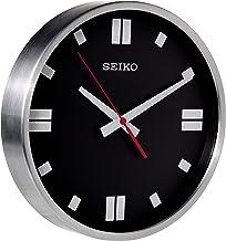 ساعة حائط سيكو بلون اسود - Qxa566tl