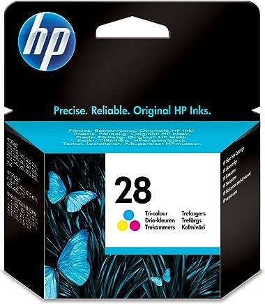 HP 28 Üç Renkli Orijinal Mürekkep Kartuşu (C8728AE)