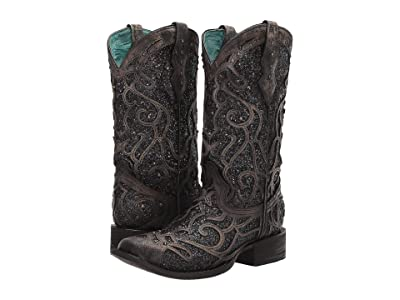 Corral Boots C3484 (Black) Women