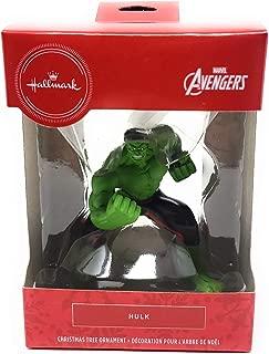Hallmark 2019 Hulk in Purple Pants Tree Ornament