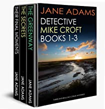 DETECTIVE MIKE CROFT BOOKS 1-3 three enthralling crime mysteries (English Edition)