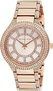 Michael Kors Women's Kerry Rose Gold-Tone Watch MK3313